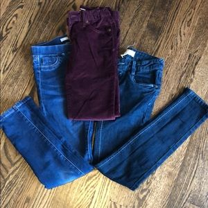 Other - Lot of girls jeans - 3 pair. Sz 10